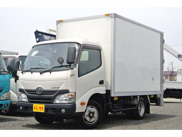 トヨタ 保冷バン 積載量1900キロ パワーゲート ATバックカメラ