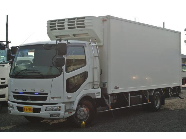三菱ふそう 冷凍冷蔵車積載3000kg-32℃パワーゲート