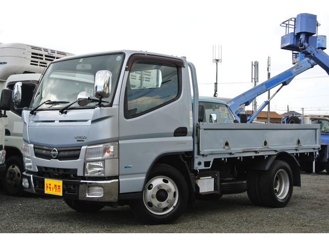 日産 アトラストラック 平ボディー 積載量2t 10尺 標準 AT ディーゼル