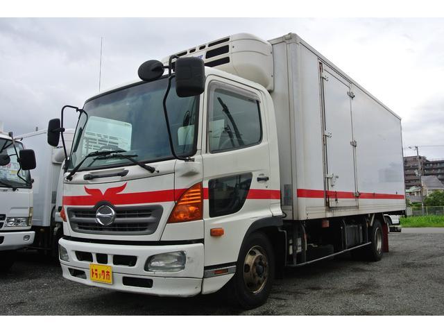 日野 ヒノレンジャー 冷蔵冷凍車 積載量2850kg -30℃設定 パワーゲート