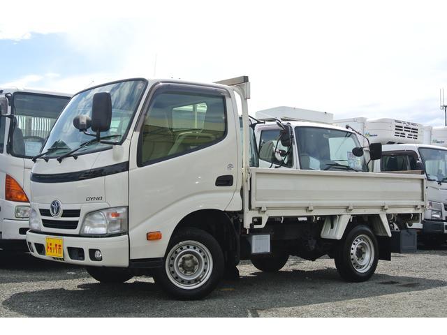 トヨタ ダイナトラック シングルジャストロー 積載量1250kg 荷台床板張り