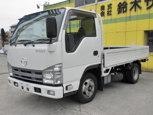 マツダ タイタントラック ベースグレード 積載1.5t