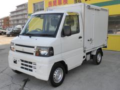 ミニキャブトラック 冷蔵冷凍車 −5℃設定 サイドドア