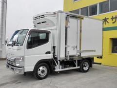 キャンター 冷蔵冷凍車 −30℃設定 準中型免許(5t限定)対応 左スライドドア ラッシングレール1段 バックカメラ キーレス ETC ドラレコ