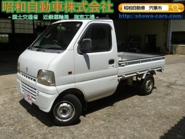 マツダ  5MT 4WD