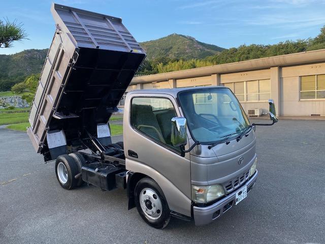 トヨタ ダイナトラック  ダイナ 3t ダンプ 5MT