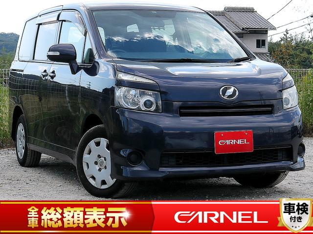 トヨタ X Lエディション ETC ナビ CD DVD AAC 左電動スライドドア HIDヘッドライト