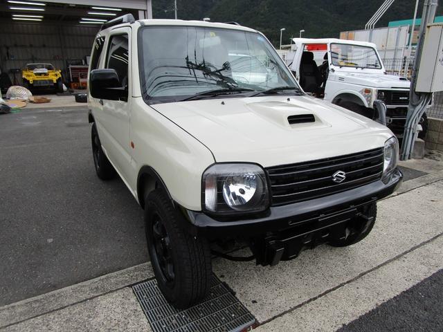 スズキ XC 人気のサンドベージュ エンジン、ターボリビルト積替え車両 錆少ない 検査2年付き