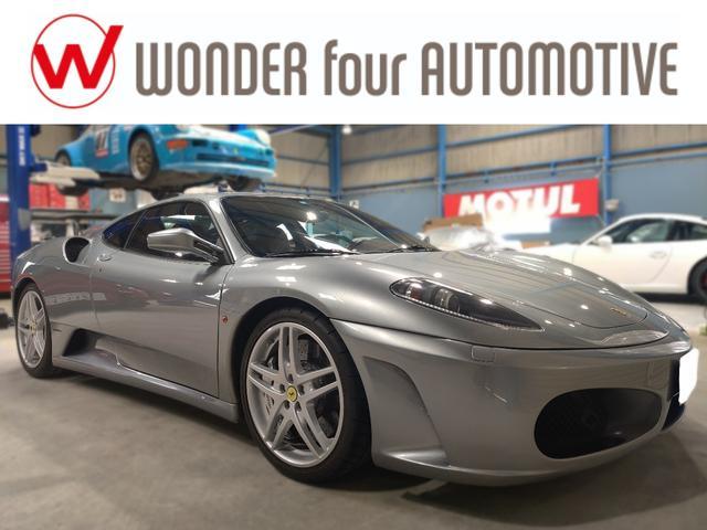 フェラーリ F430 F1 カーボンブレーキ ウイング ETC