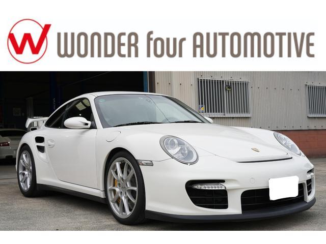 ポルシェ 911 911GT2 PCCB アダプティブスポーツシート イエローキャリパー アルカンターラステアリング・シフトノブ バックモニター ETC ドラレコ