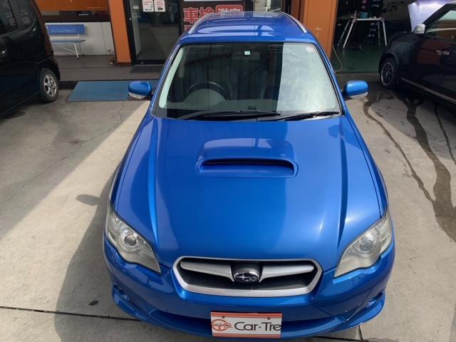 スバル 2.0GTスペックB WR-LTD 2004 限定車 カーナビETC付