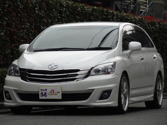 トヨタ 350G エアロツアラーS プッシュS HDD Bカメ TV