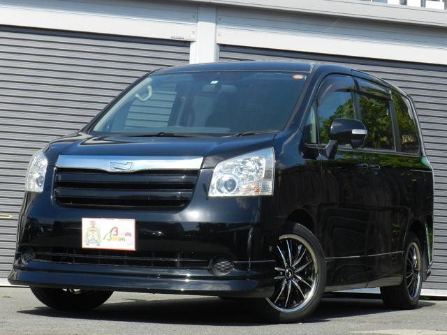 トヨタ X Lセレクション プッシュS  エアロ 両側Pドア HDD
