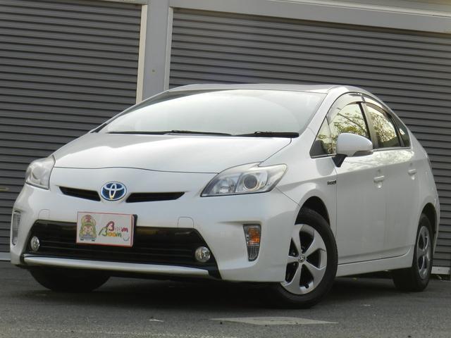 トヨタ S プッシュスタート 純正SDナビ ワンセグ Bカメラ