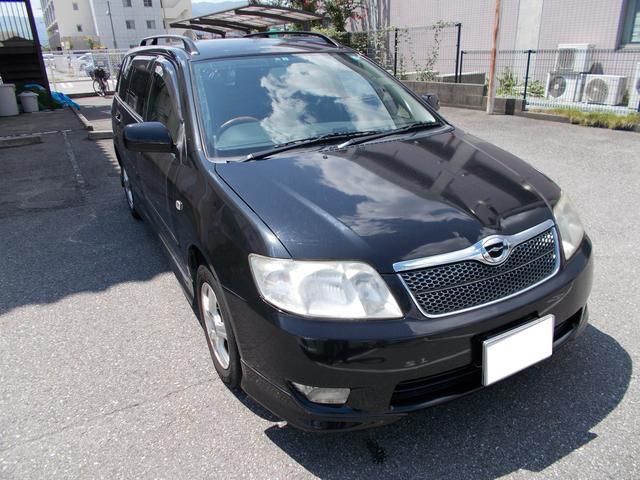 トヨタ X ユーザー下取り車 外品アルミ