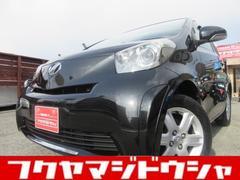 iQ100G レザーパッケージ ユーザー買取車 HIDライト