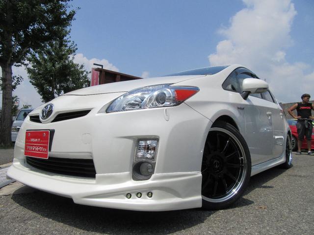 トヨタ USDM ローダウン 黒シートカバー LEDテール 全国保証