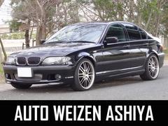 BMW320iMスポーツ 直6後期型 2オーナーHDDナビ19AW