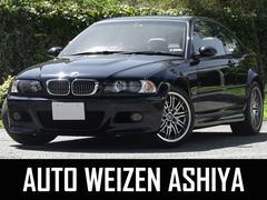 BMWM3クーペ 右H 6速MT 黒革SRキセノンHDDナビ地デジ
