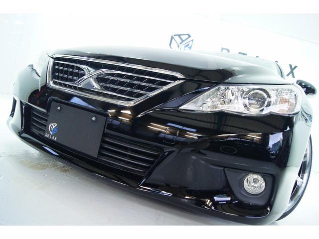 トヨタ 250G リラセレクション全国1年保証付新品アルミ新品車高調
