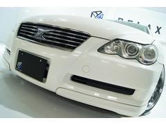 マークX250G Sパッケージ全国1年保証付 新品アルミ 新品車高調