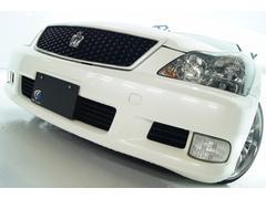 クラウンアスリートGパッケージ本革全国1年保証付 車高調 20アルミ