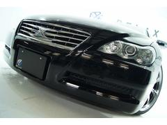 マークX250G 全国1年保証付 新品19アルミタイヤ 新品車高調