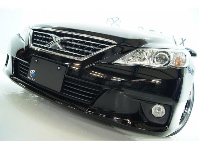 トヨタ 250G リラセレ全国1年保証付新品アルミタイヤ新品車高調