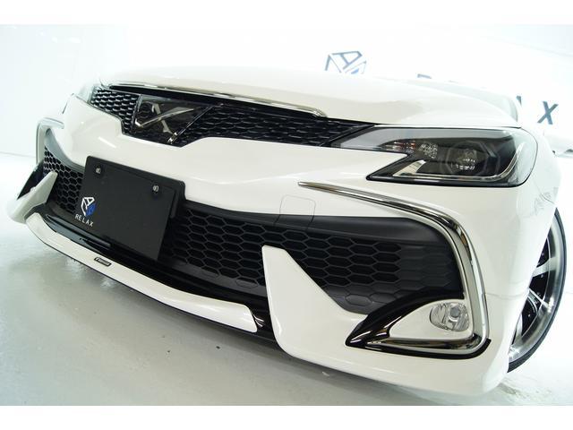 トヨタ 250G リラセレ 後期RDSモデリスタ新品アルミ新品車高調