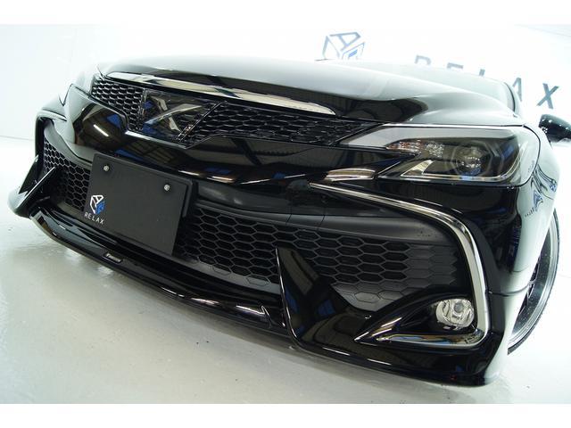 トヨタ 250G Fパケ 後期RDSモデリスタ仕様 新品ヘッドライト