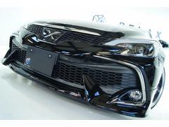 マークX250GRDSモデリスタ新品アルミ新品ヘッドライト新品車高調