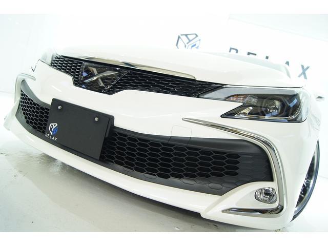 トヨタ 250G Fパケ後期RDS仕様 全国1年保証新品アルミ車高調