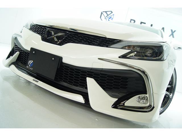 トヨタ 250G Fパケ後期RDS正規モデリスタ仕様新品ヘッドライト