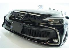 マークXプレミアム革 新品RDS後期仕様 新品ヘッドライト新品アルミ