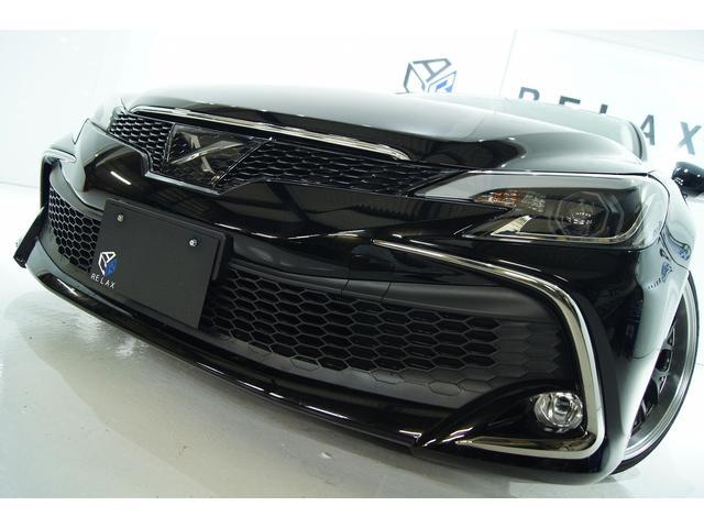 トヨタ 250G リラセレRDS後期仕様 新品ヘッドライト新品車高調