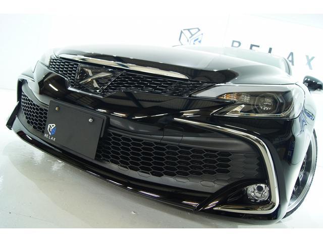 トヨタ 250G Fパケ後期RDS仕様 新品19アルミ 新品車高調