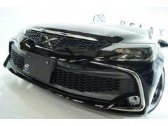 マークX250G Fパケ後期RDS仕様 新品19アルミ 新品車高調