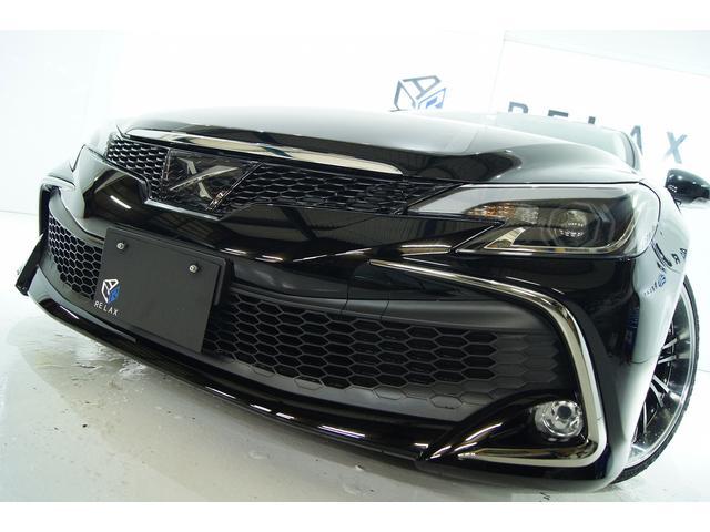 トヨタ 250G FパケRDS後期仕様 1年保証新品アルミ新品車高調