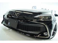 マークX250G FパケRDS後期仕様 1年保証新品アルミ新品車高調