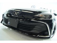 マークX250G Fパッケージ後期 全国1年保証新品アルミ新品車高調