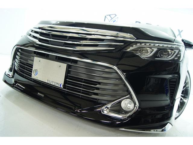 トヨタ ハイブリッド Gパケ後期モデリスタ仕様新品ヘッドライトアルミ