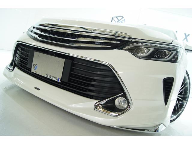 トヨタ ハイブリッド新品モデリスタ後期仕様新品ヘッドライト新品アルミ