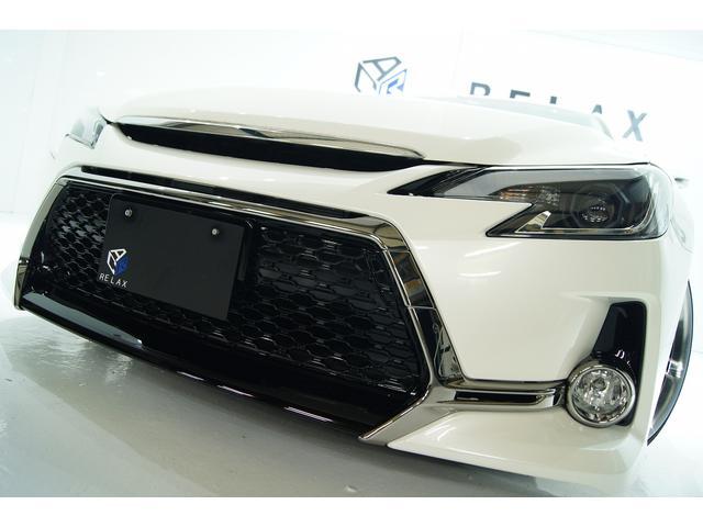 トヨタ 250G全国1年保証 Gs仕様 新品ライト前後 新品車高調