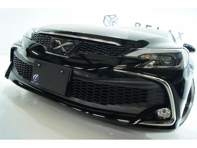 トヨタ 250G Sパッケージリラセレ本革 後期RDS仕様新品アルミ