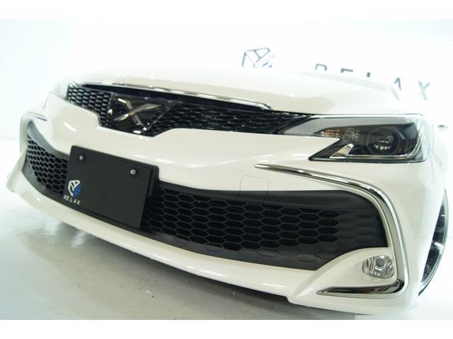 トヨタ 250G リラセレ全国1年保証付 新品ヘッドライト新品アルミ