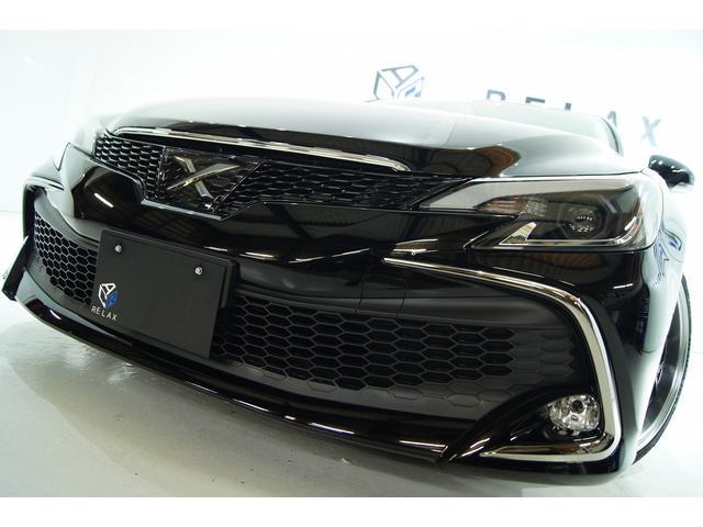 トヨタ 250GFパケRDS後期仕様 新品アルミ新品車高調新品ライト