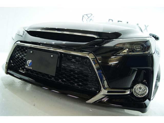 トヨタ 250G リラセレBリミテッドGs仕様新品アルミ車高調ライト