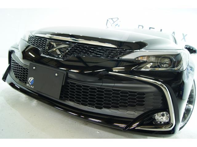 トヨタ 250G Fパケ 後期RDS仕様 新品ヘッドライト新品車高調