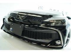 マークX250G Fパケ 後期RDS仕様 新品ヘッドライト新品車高調