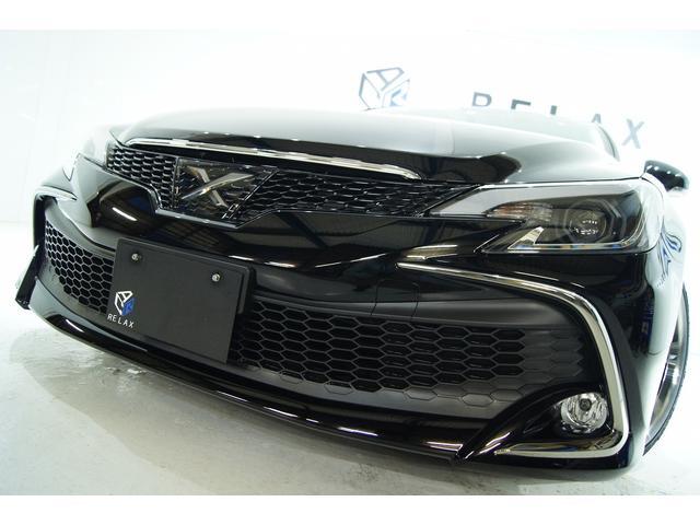 トヨタ 250G リラセレ後期RDS仕様 新品アルミ車高調新品ライト